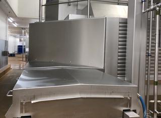 Marel/Stork/Townsend twin spiral hot air/steam oven P01204086