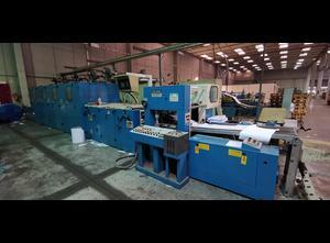 Form Consulta Castagnoli VS !050 4 Farben Offsetdruckmaschine