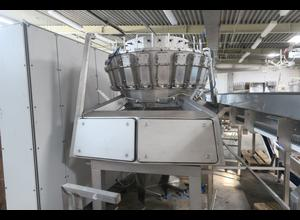 Cabinplant SF30-20 Split Multihead weigher