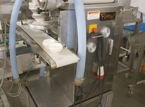Línea completa de producción de croissant, galletas Rheon KN 170
