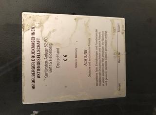 HEIDELBERG SM52-4 P01205006