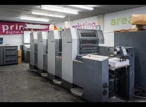HEIDELBERG SM52-4 4 Farben Offsetdruckmaschine