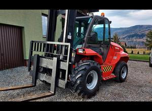 Dieselový zdvižný vozík Manitou m50-2