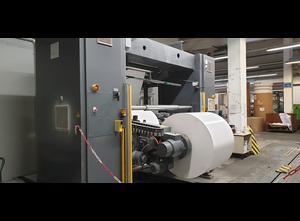 manroland Lithoman IV Web continuous printing press