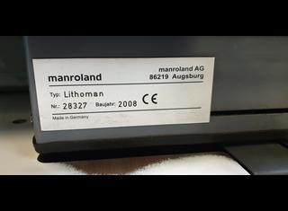 manroland Lithoman IV P01207011