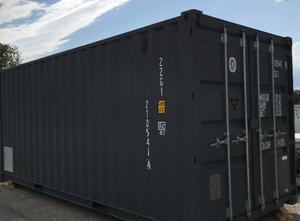 Chłodnia MIA Container frigo 20 pieds