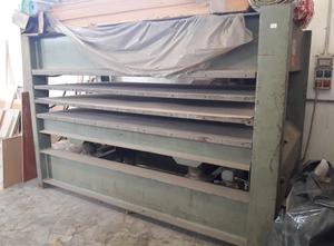 Used Kolmag P 2 Press
