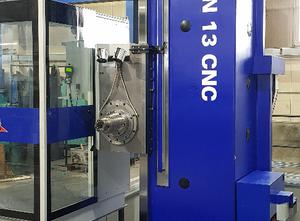 Alesatrice a montante mobile CNC TOS WHN 13