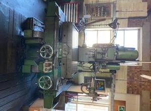 Boko WF1 milling machine
