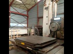 CNC stolová vyvrtávačka Union BFT 130 CNC