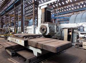 Kearns Richards SE 125 Table type boring machine CNC