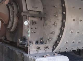 Laxmi Cements Closed Circuit Air Swept ball mill P01209080