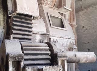 Laxmi Cements Mechanical Lift Close Circuit Ball Mill P01209087