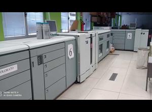 Digitální tiskový stroj Océ VP 6160/6320 Ultra tp