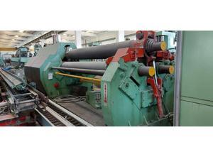 Used Sertom RJ3000 Plate rolling machine