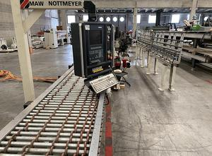 Used Maw Nottmeyer H-DB-2/9 drilling machine