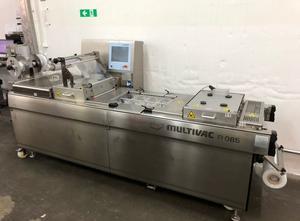 Multivac R 085 Линия для формования, наполнения и запечатывания