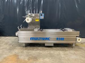 Multivac R140 Линия для формования, наполнения и запечатывания