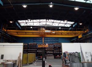 Overhead crane ITECO SD 3/21,6 MD