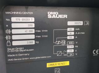 DMG Ultrasonic Linear 20 P01210163