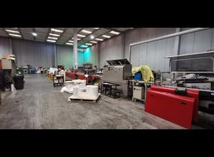 Used KERN F 200 Overwrapping machine