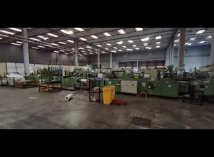 Used Sitma 750 Overwrapping machine