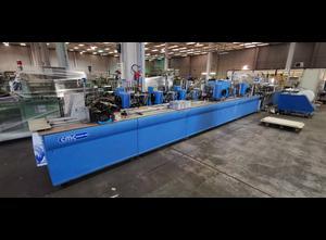 CMC Polyjet H 30 Kuvertiermaschine