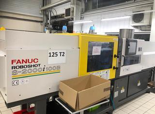Fanuc 125T S 2000 I 100 B P01211021