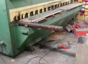 Haco TS 3006 hydraulic shear