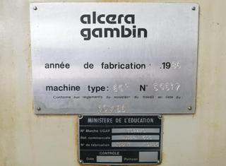 Alcera Gambin 60C P01211048