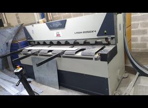 Mechanické nůžky LFSS LRGM 2050x4