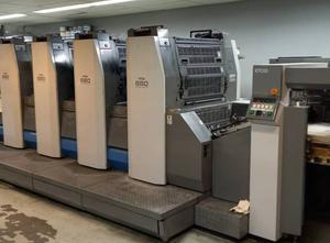 Ryobi 684 4 Farben Offsetdruckmaschine