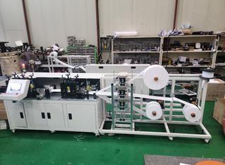 SWE(KOREA) Face mask machine P01214001
