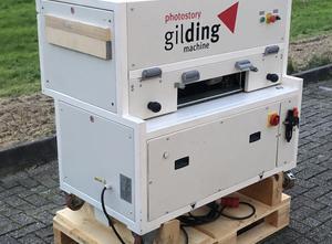 Photostory Gilding Konfektioniermaschine