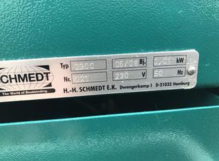 Schmedt Prädeck HHS2300 P01215003
