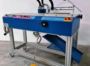 Tvarování termoplastů - Tvarující, plnící a  uzavírací linka ICMAT AUTOMATION SPEEDYBAG 500