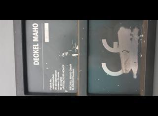 DECKEL MAHO DMU 60 (6.000 rpm) P01215038