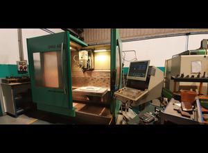Centrum obróbcze poziome DECKEL MAHO DMU 60 (6.000 rpm)