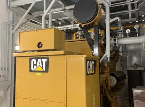 CATERPILLAR  G3512E POWER 1042KW Generator