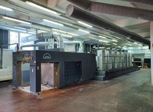 Man Roland R 706 3B Offsetdruckmaschine 6 Farben
