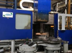 Dörries Scharmann Contumat MC-FC VCE 1400/125 Karusselldrehmaschine CNC