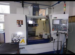 YCM FV102 Bearbeitungszentrum Vertikal