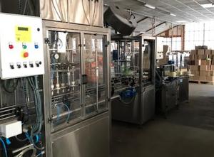 GMAF LLV 06/50 Complete Bottling unit