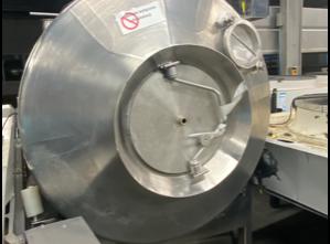 Stroje pro výrobu vína, piva nebo alkoholu micser mcm 023