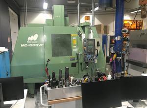Matsuura MC - 1000 VF Bearbeitungszentrum Vertikal