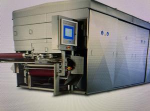 Używany piec taśmowy GEA TXG 9600/600