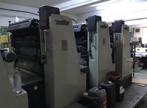 Miller  TP 74-5 Unimatic C3 Пятикрасочная офсетная машина