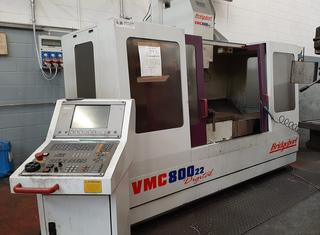 Bridgeport VMC 800/22 P01217049