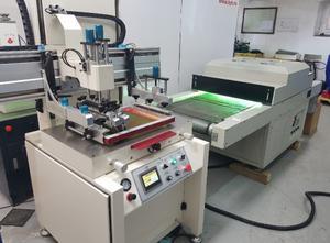 PRC 50x70, 70x 100, 80 x 110 cm Screen printing machine