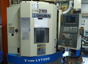 Tornio cnc Okuma LVT 300 V-Turn